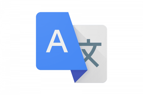 Google Translate Mob Logo 2015