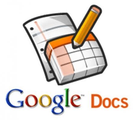 Google docs Logo 2006