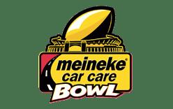 Meineke Car Care Bowl Logo