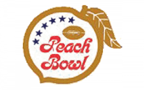 Peach Bowl Logo-1973