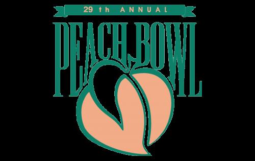 Peach Bowl Logo-1997