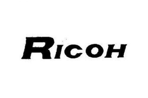 Ricoh Logo 1976