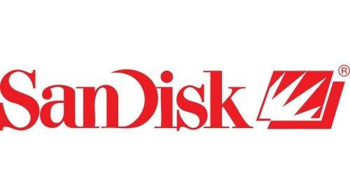 SanDisk Logo 1988