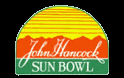Sun Bowl Logo-1986