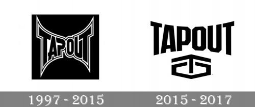 TapouT Logo history