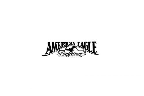 American Eagle Logo 1977
