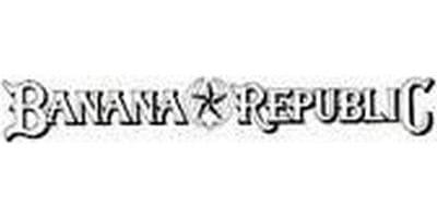Banana Republic Logo 1978