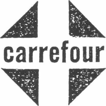 Carrefour Logo 1960