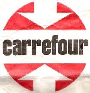 Carrefour Logo 1963