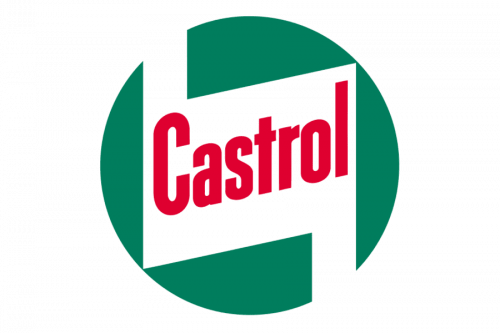 Castrol Logo 1958