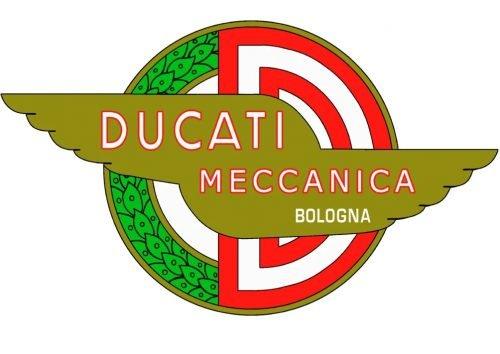 Ducati Logo-1956