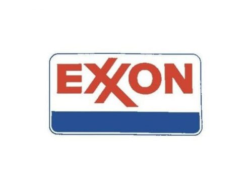 Exxon Logo 1972