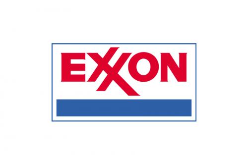 Exxon Logo 1985