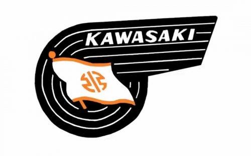 Kawasaki Logo 1961