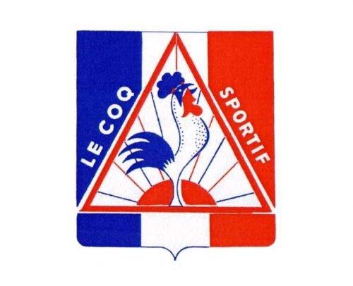 Le Coq Sportif Logo 1965