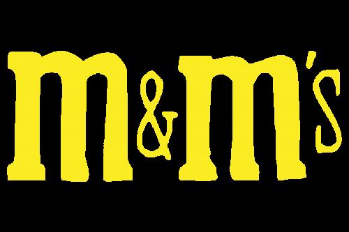 M&M's Logo 1954
