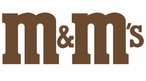M&M's Logo 1988