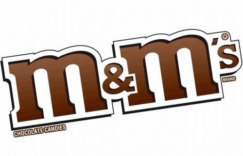 M&M's Logo 2004