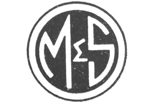 Marks & Spencer Logo 1950