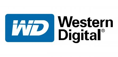 Western Digital Logo 2004