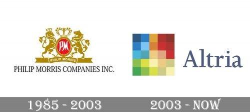 Altria Logo history