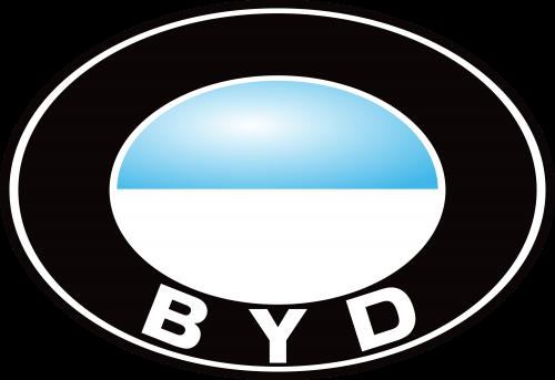 BYD Logo 1995