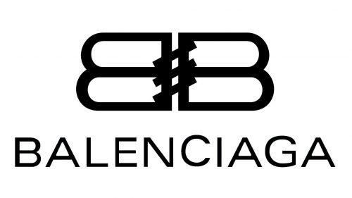 Balenciaga logo 1917