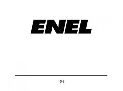 Enel Logo-1991