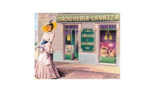 Lavazza Logo 1895