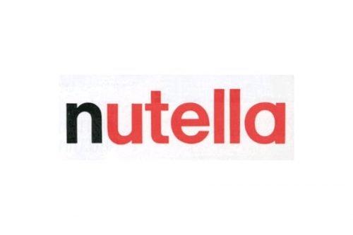 Nutella Logo 1964
