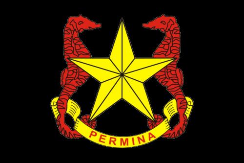 Pertamina Logo 19612