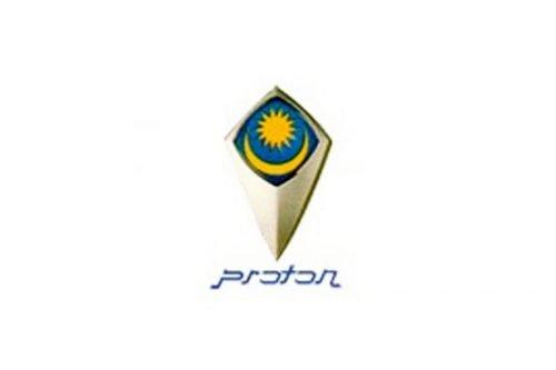 Proton Logo 1985