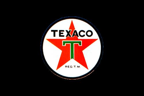 Texaco logo 1936