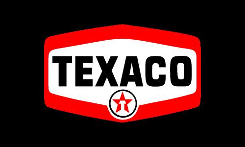 Texaco logo 1963