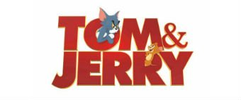 Warner Bros. presents a logo for the upcoming Tom & Jerry film
