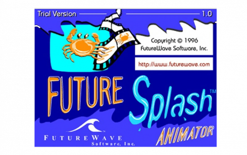 Adobe Flash Logo-1996