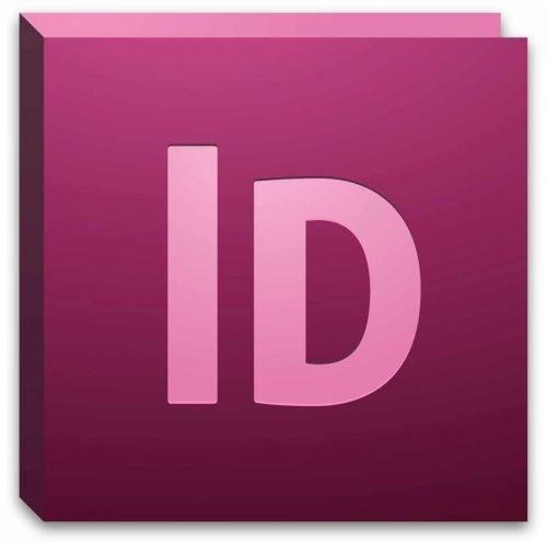Adobe InDesign Logo 2010-2012