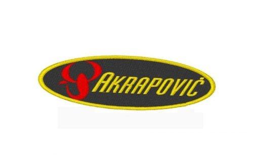 Akrapovič Logo 2000