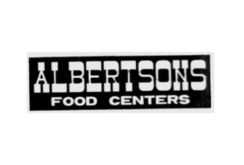 Albertsons Logo 1960