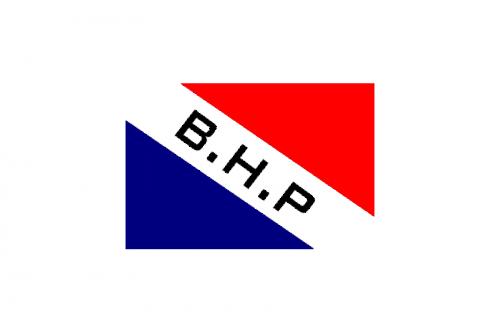 BHP Logo before 1985
