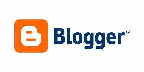 Blogger Logo 2001