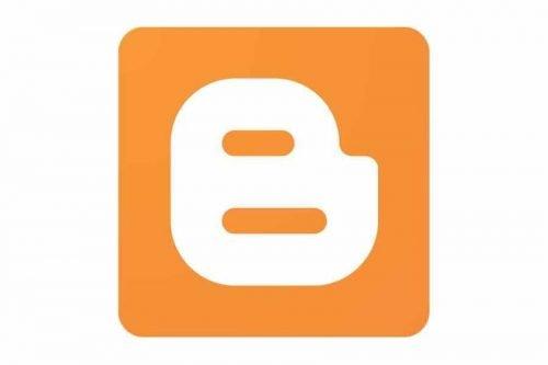 Blogger Logo 2013