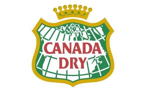 Canada Dry Logo 1904
