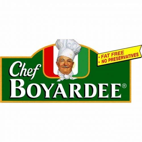 Chef Boyardee Logo 1993