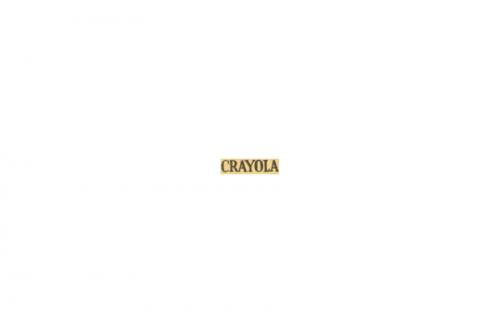 Crayola Logo 1928