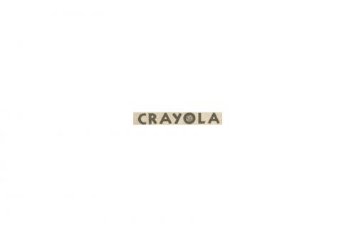 Crayola Logo 1939