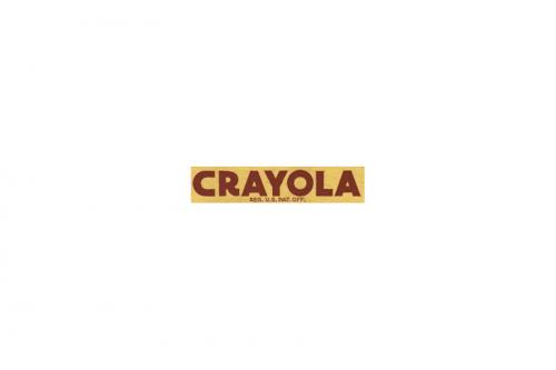 Crayola Logo 1941