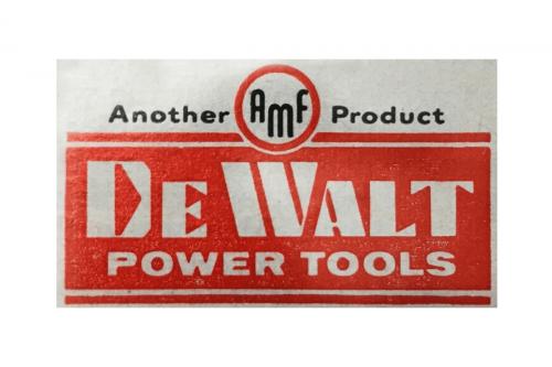 DeWalt Logo 1949