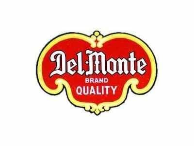 Del Monte Logo 1909