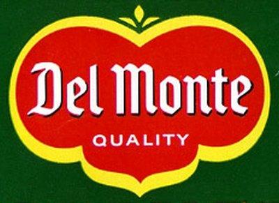 Del Monte Logo 1960